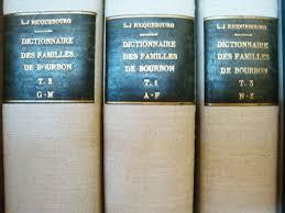 Dictionnaire des noms de famille