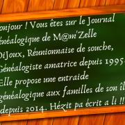 M m zelle dijoux vous accompagne dans vos recherches genealogiques 1